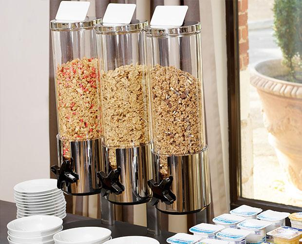 Distributeurs à céréales