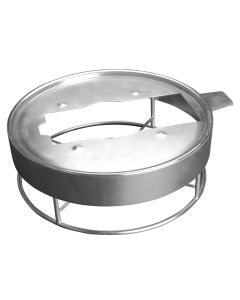 Support pour chafing dish miroir 35 cm