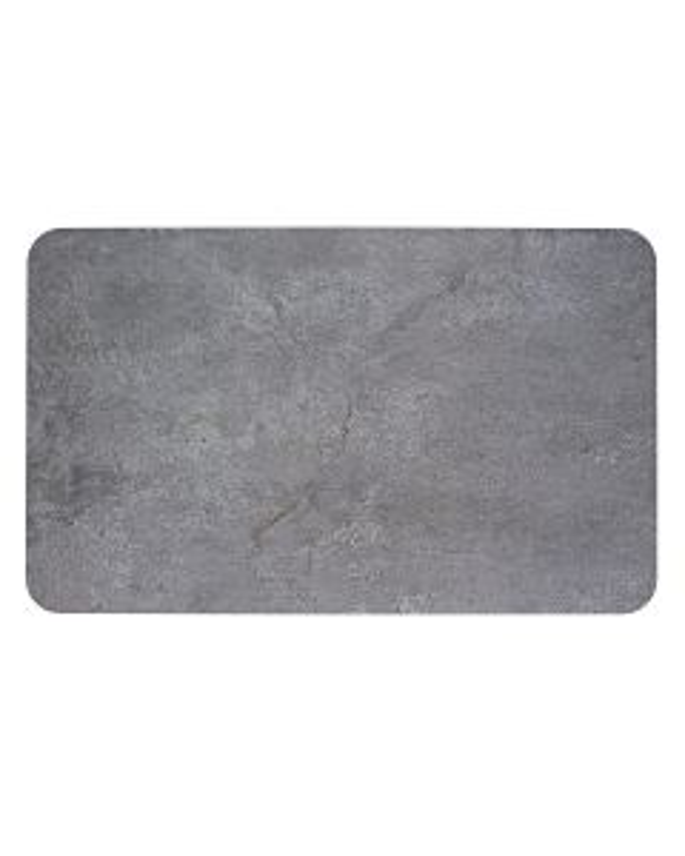 Plateau gn 1/1 mélamine pierre 53.5x32.5 cm